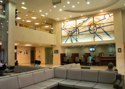 Lobby Hospital La bene