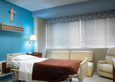 Habitaciones Hospital La Bene