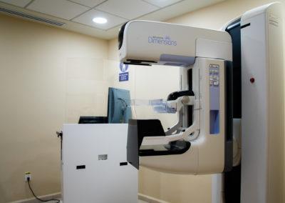 Mamografo Befeme Hospital La bene